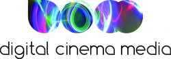Link to digital cinema media's website